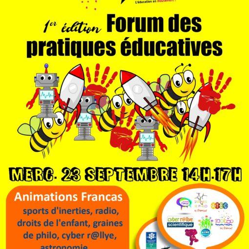 forum pratique éducative