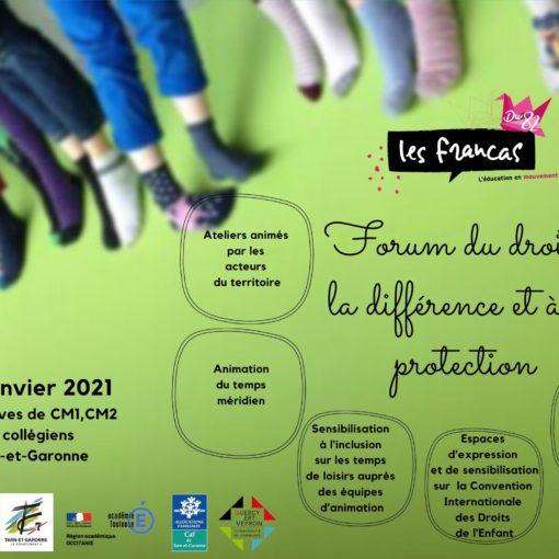 le Forum du Droit à la différence et à la protection.